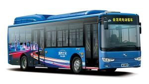 12m Electric Bus, XMQ6127G EV