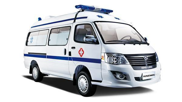 Kingwin Ambulance Van