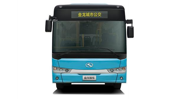 8m Hybrid Electric Bus, XMQ6802G