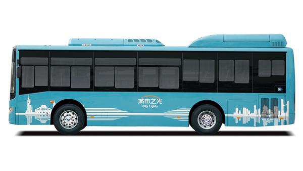 8m Electric Bus, XMQ6802G EV